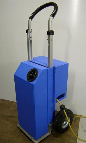E M P F New Water Fed Pole Trolly System